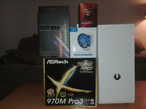 AMD FX-6300 Six Core 3.50Ghz 8GB 1TB GTX 970 4GB