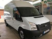 2013 FORD TRANSIT 125 T350 FWD Very Clean Van