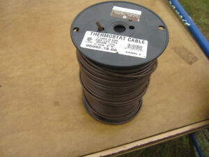 2 conductor thermostat wire