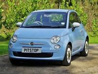 Fiat 500 1.2 Colour Therapy 3dr PETROL MANUAL 2013/13