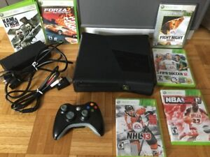 X Box 360 NHL, Fight Night, FIFA, NBA etc..110$