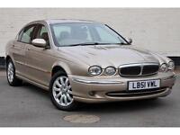 2002 Jaguar X-TYPE 2.5 V6 SE***FULL SERVICE HISTORY + 2 KEYS***