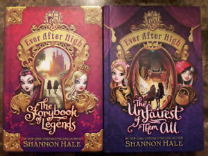 Ever After High by Shannon Hale