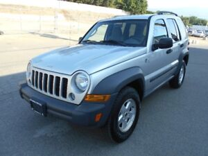 2006 Jeep Liberty CDR Auto 4x4 Diesel 117000KMS SUV, Crossover