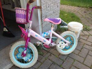 Vélo enfant pour fille