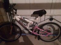 Teenage /ladies bikes