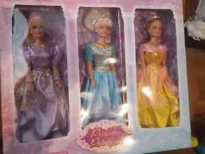 3 sets of princesses for $25. Windsor Region Ontario image 1