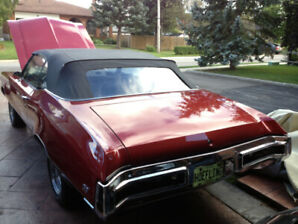 1971 Buick Skylark Convertible (Trades Welcome)