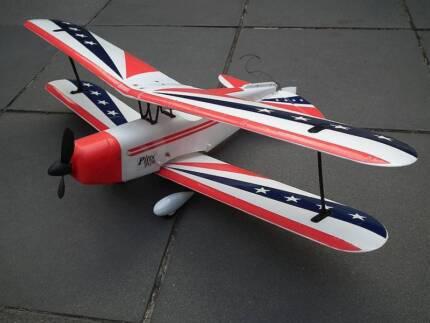 Pitts Spezial RC aeroplane