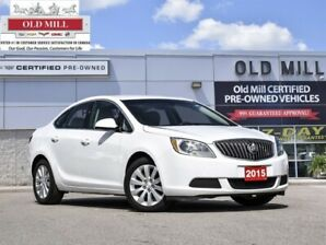 2015 Buick Verano CX  1 OWNER|BOUGHT AND SERVICED @OLDMILL|