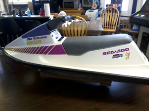 Wanted old 88 to 92 sp seadoo s for parts