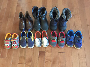 Shoes & boots all for $40 or $5 each Strathcona County Edmonton Area image 1