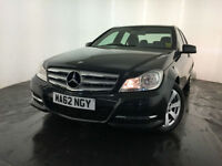 2012 MERCEDES C220 EXECUTIVE SE CDI 1 OWNER MERCEDES SERVICE HISTORY FINANCE PX