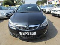 2012 Vauxhall Astra 1.6 i VVT 16v SE 5dr