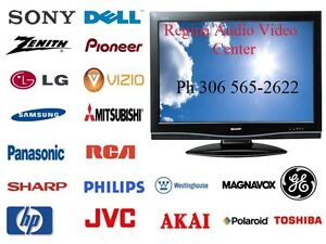 Regina Television & other Electronic devices repair Service