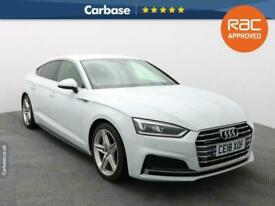 image for 2018 Audi A5 3.0 TDI 218 Quattro S Line 5dr S Tronic HATCHBACK Diesel Automatic