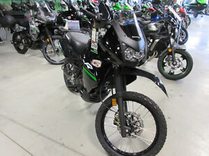NEW 2016 Kawasaki KLR650 Dual Sport Motorcycle SUMMER SALE