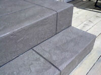 Preventing concrete cracks on building's balconies & steps
