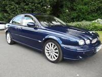 JAGUAR X-TYPE 2.5 SPORT MANUAL 2005 STUNNING LOOKING CAR IN RIGHT COLOURS