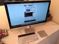 """Apple iMac 27"""" In Perfect Condition"""