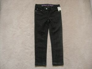 Girl's Black Skinny Jeans(Brand New!)