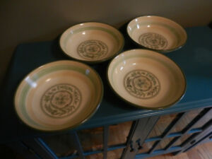 Tre Ci Italy Set of 4 Pasta Bowls