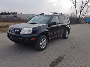 2005 Nissan X-trail SE SAFETY/E-TEST/WARRANTY