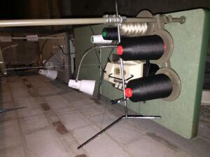 JUKI Industrial serger swing machine5 Threat