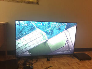 LG 55' HD TV (Moving out sale)
