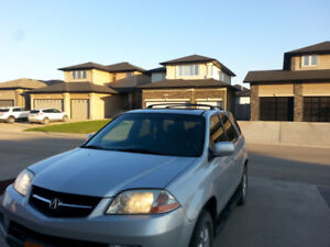 2003 Acura MDX Fully Loaded.. For SALE