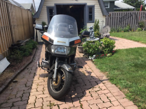 1987 gold wing  1200 interstate