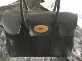 Mulberry bayswater bag black