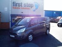Ford Transit Custom 310 L1 H1 Double Cab Limited 2.0TDCi 130PS