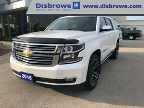 2016 Chevrolet Suburban LTZ  - Navigation -  Cooled Seats