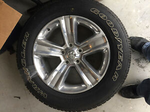 Brand New GoodYear Tires
