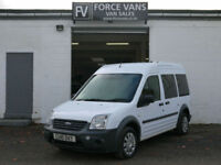 FORD TOURNEO CONNECT 1.8 MINIBUS CREW BAND CAMPER PANEL MPV BUS DAY VAN
