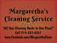 Home Cleaning Available!