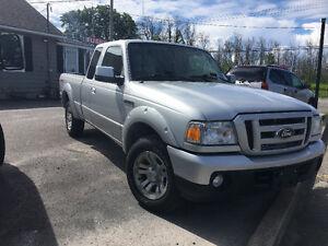 2011 Ford Ranger Pickup Truck plus hst license