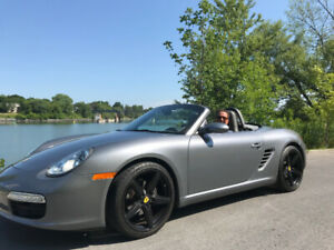 Porsche Boxster 2006 en excellente condition