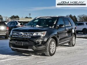 2018 Ford Explorer XLT 4WD  - Leather Seats - Sunroof - $144.93