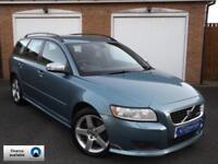 2008 (58) Volvo V50 2.0 R-Design Sport Diesel Automatic Estate // LOW MILES //
