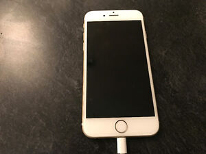 iPhone 6(gold) 32gb in excellent condition for sale!!! OBO