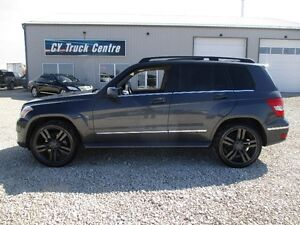 2010 Mercedes-Benz GLK-Class 350 Lthr Roof 268HP 7spd AWD