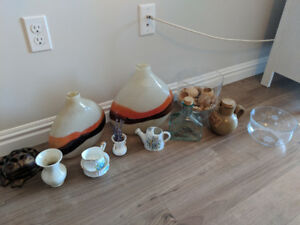 Decorative items - moving out of province must sell