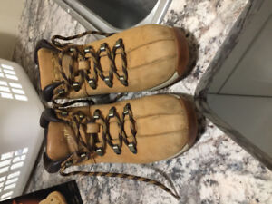 Men's timberlands ankle boots
