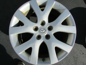 "MAZDA CX7 RIMS 18""..LIKE NEW !"