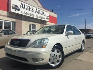 2003 Lexus LS 430 Certified and E-tested
