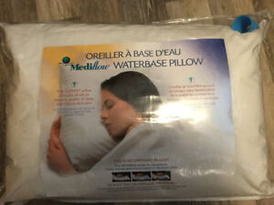 Mediflow water base pillow brand new still in package