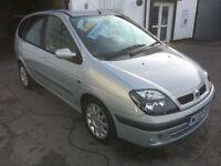 2003/03 Renault Scenic 1.4 16v Fidji 5dr MPV New MOT £1395