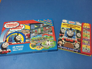 Thomas Books and Puzzle